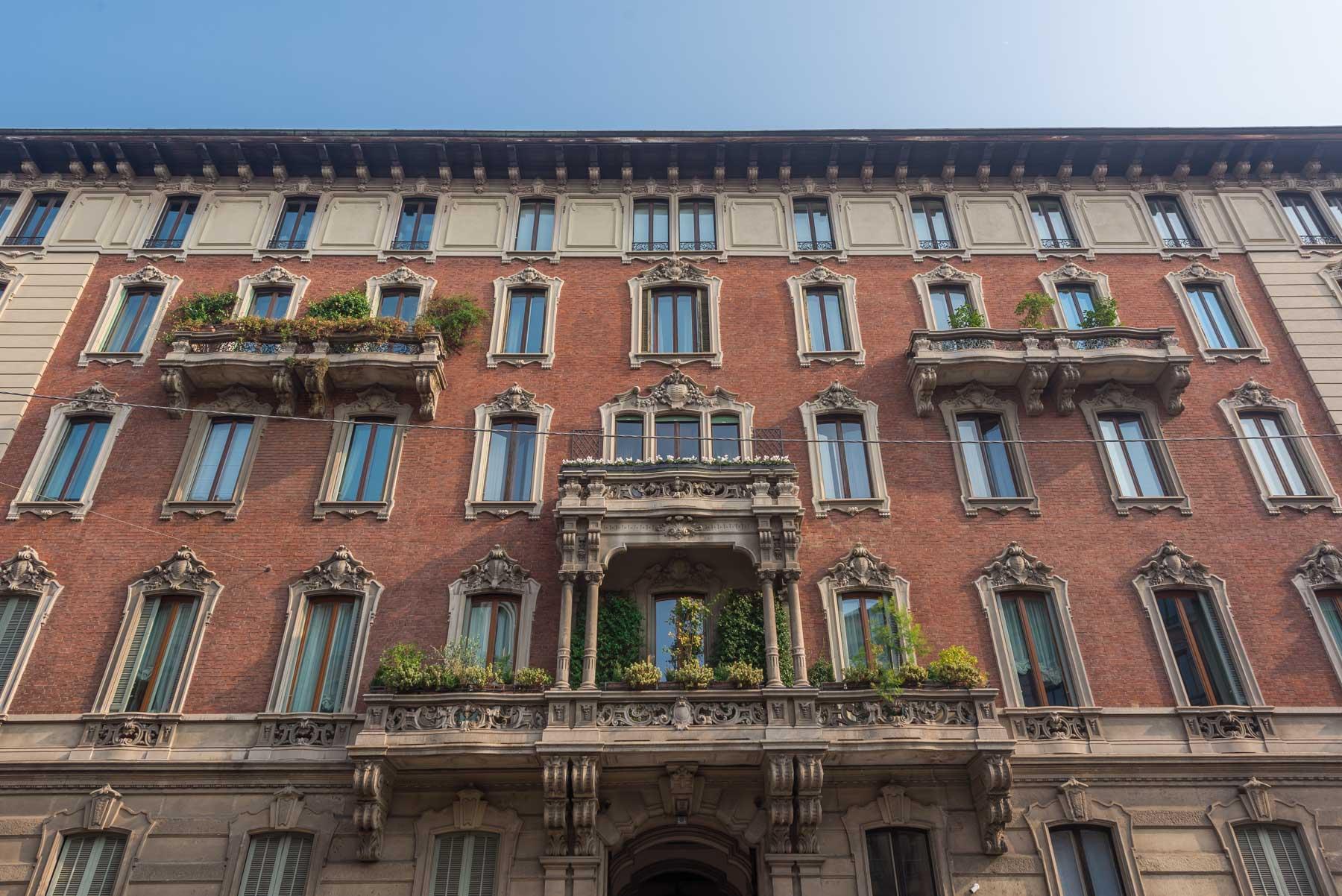 Prestigiosa residenza in Via Mascheroni