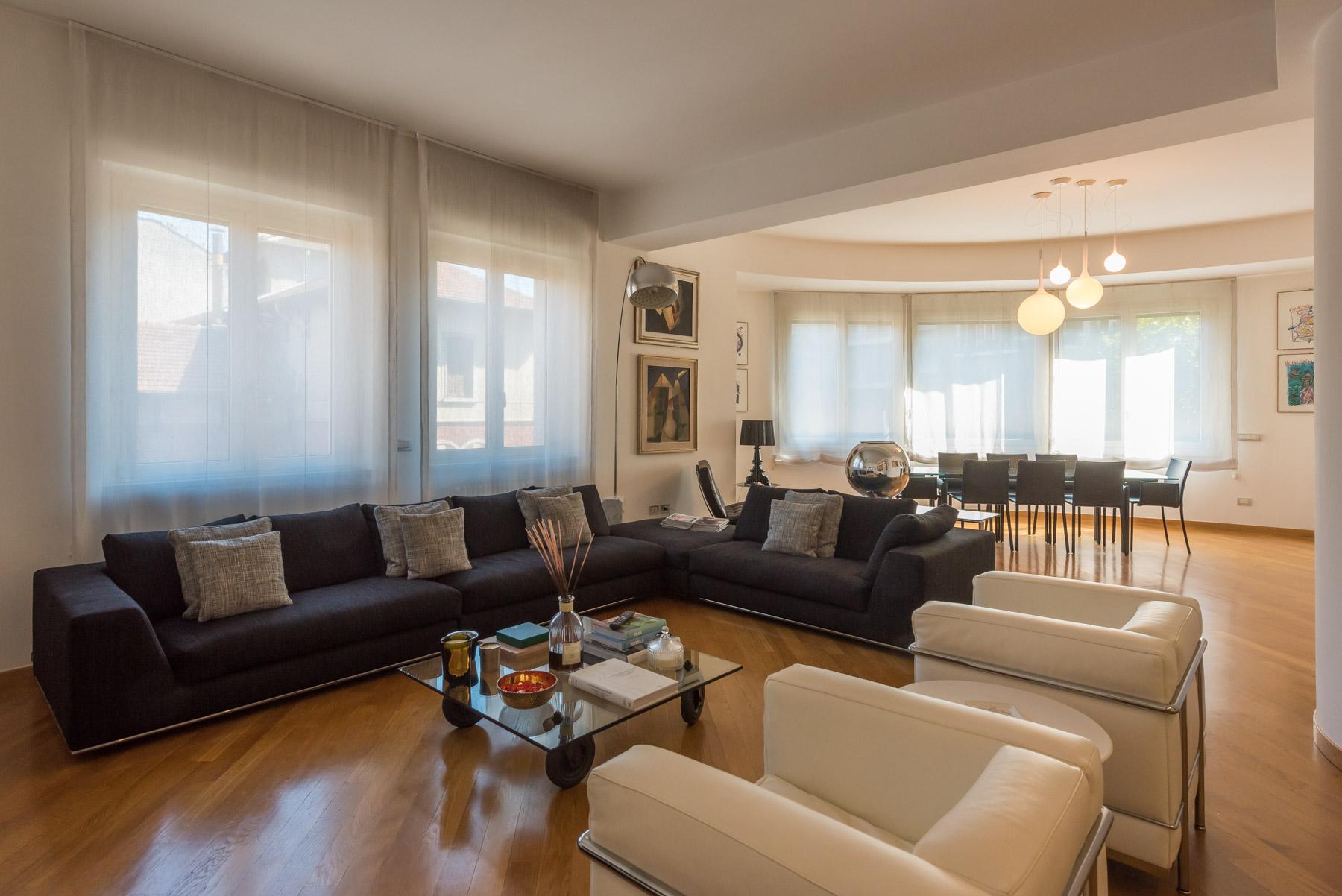 Elegante Appartamento in Arco della Pace